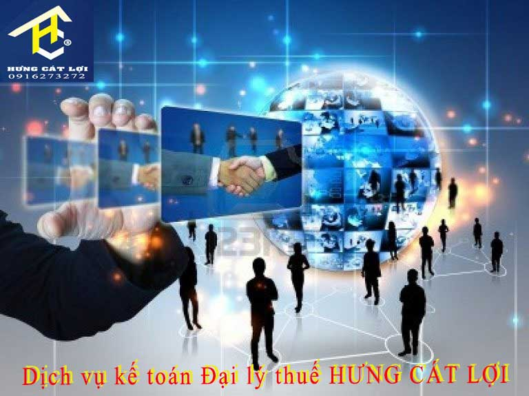 dịch vụ kế toán đại lý thuế Hưng cát Lợi 0916273272